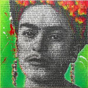 Das Wagnis (Frida Kahlo)
